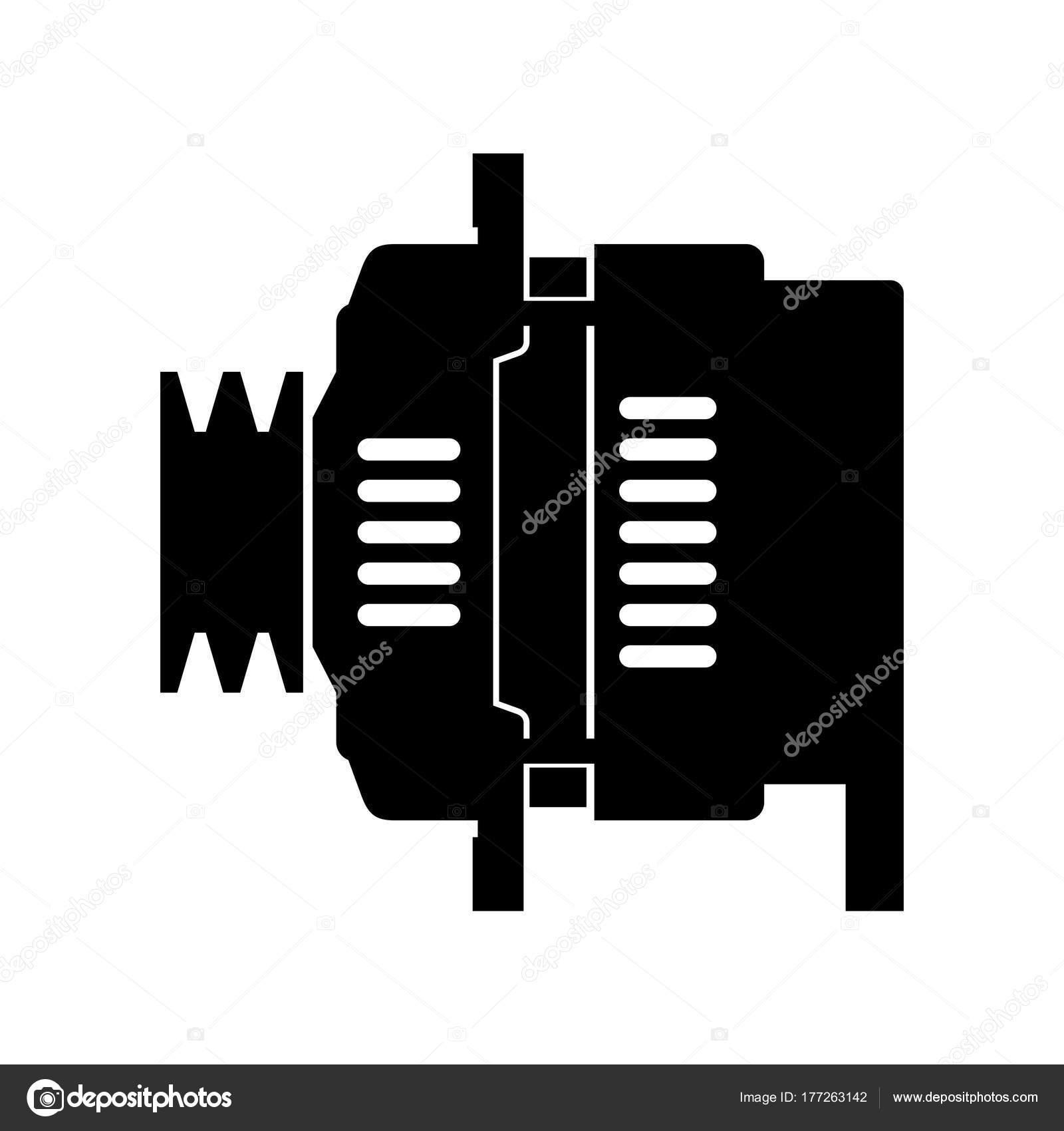 Alternador Hid ALT-0124