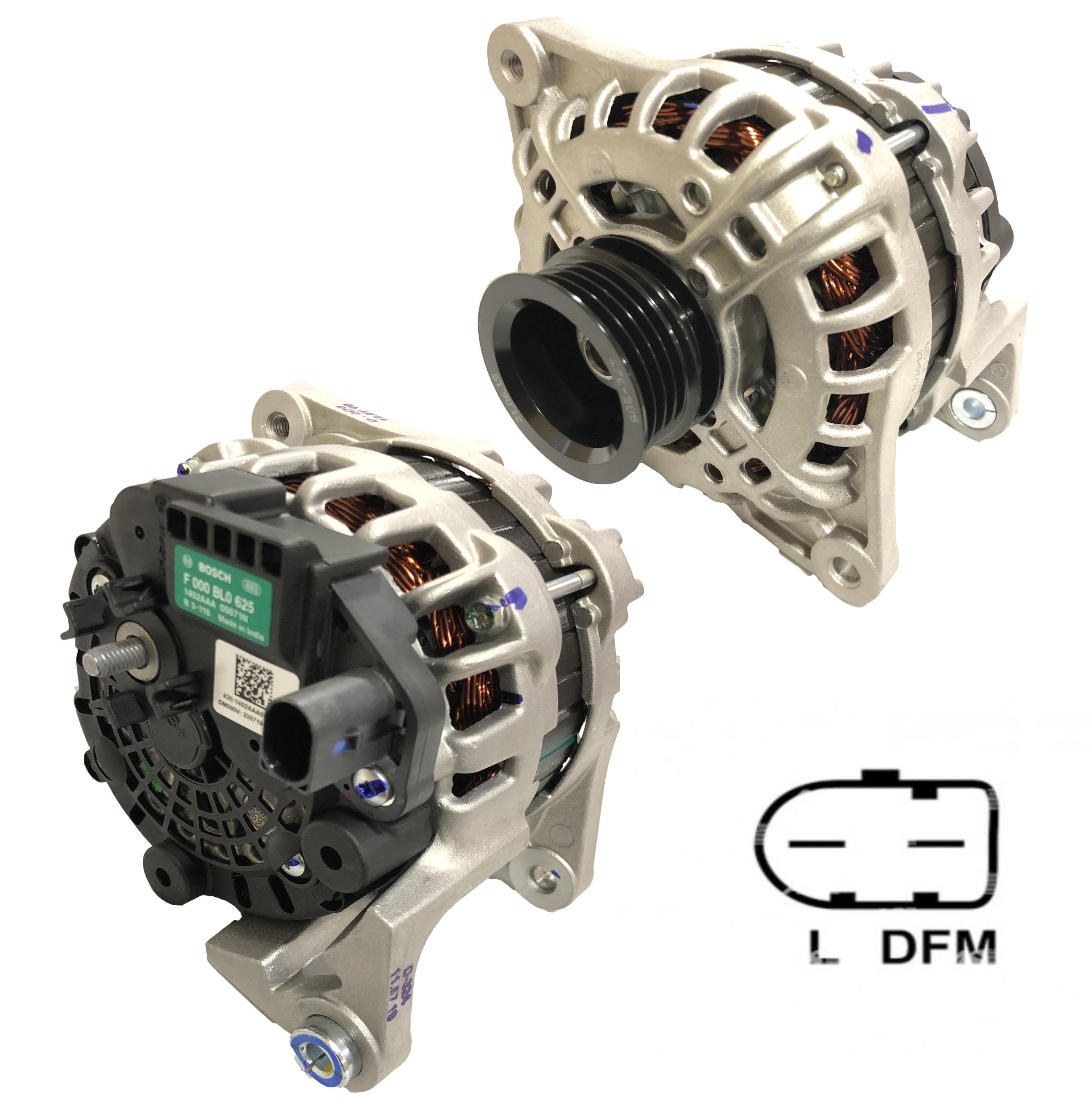 Alternador Bosch ALT-F000BL0625