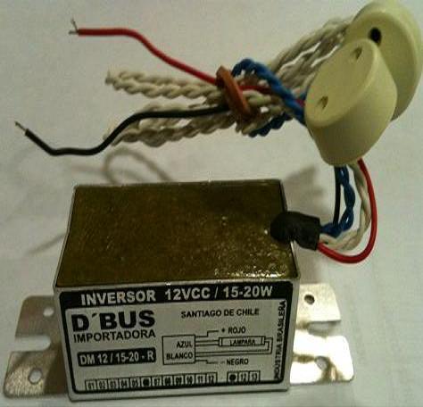 Ballats Dbus BLZ-12V