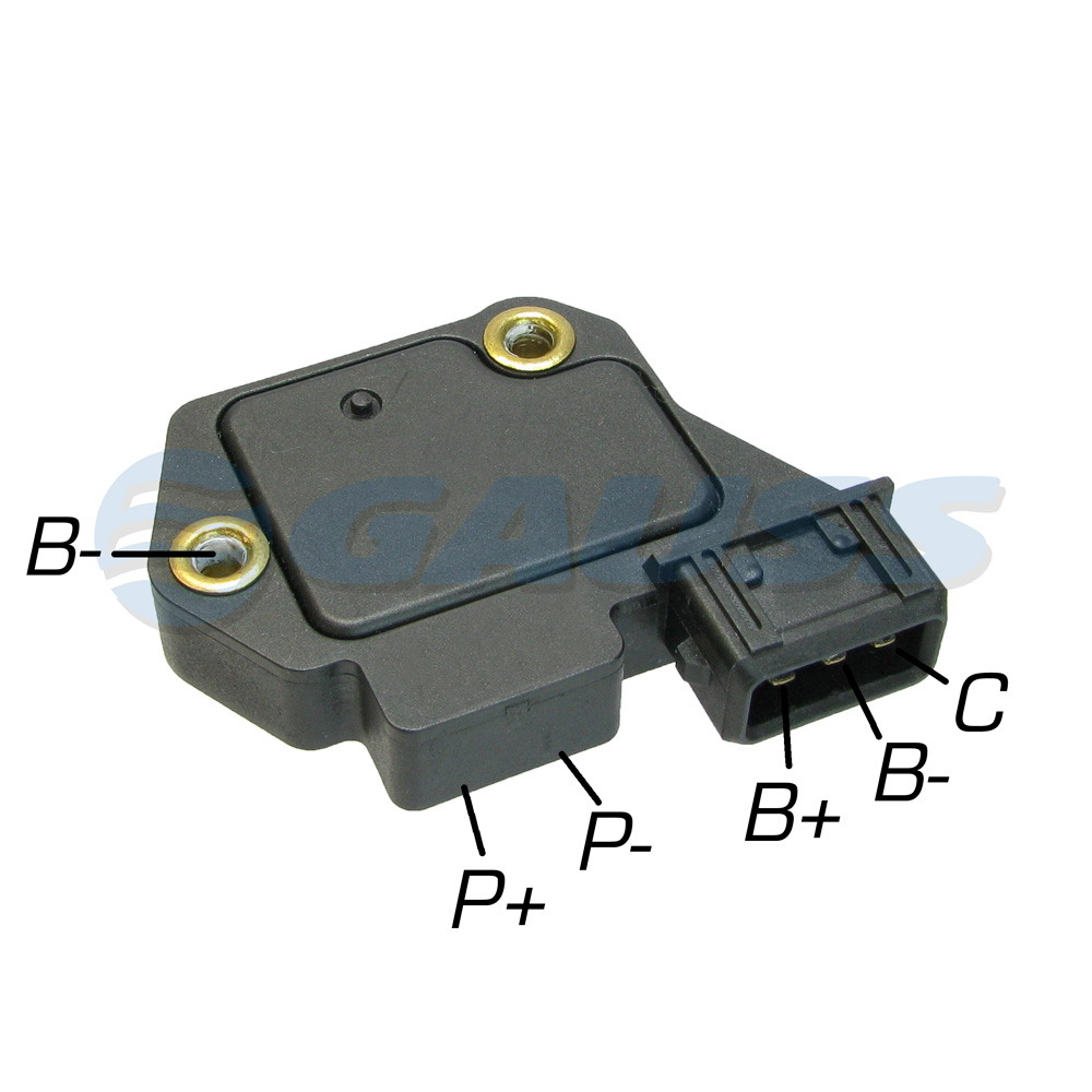 Modulo De Encendido Gauss MOD-GA2118
