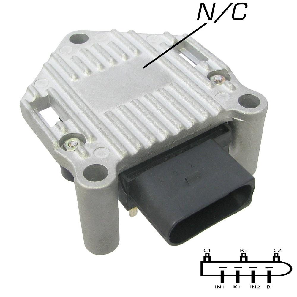 Modulo De Encendido Gauss MOD-GA2210