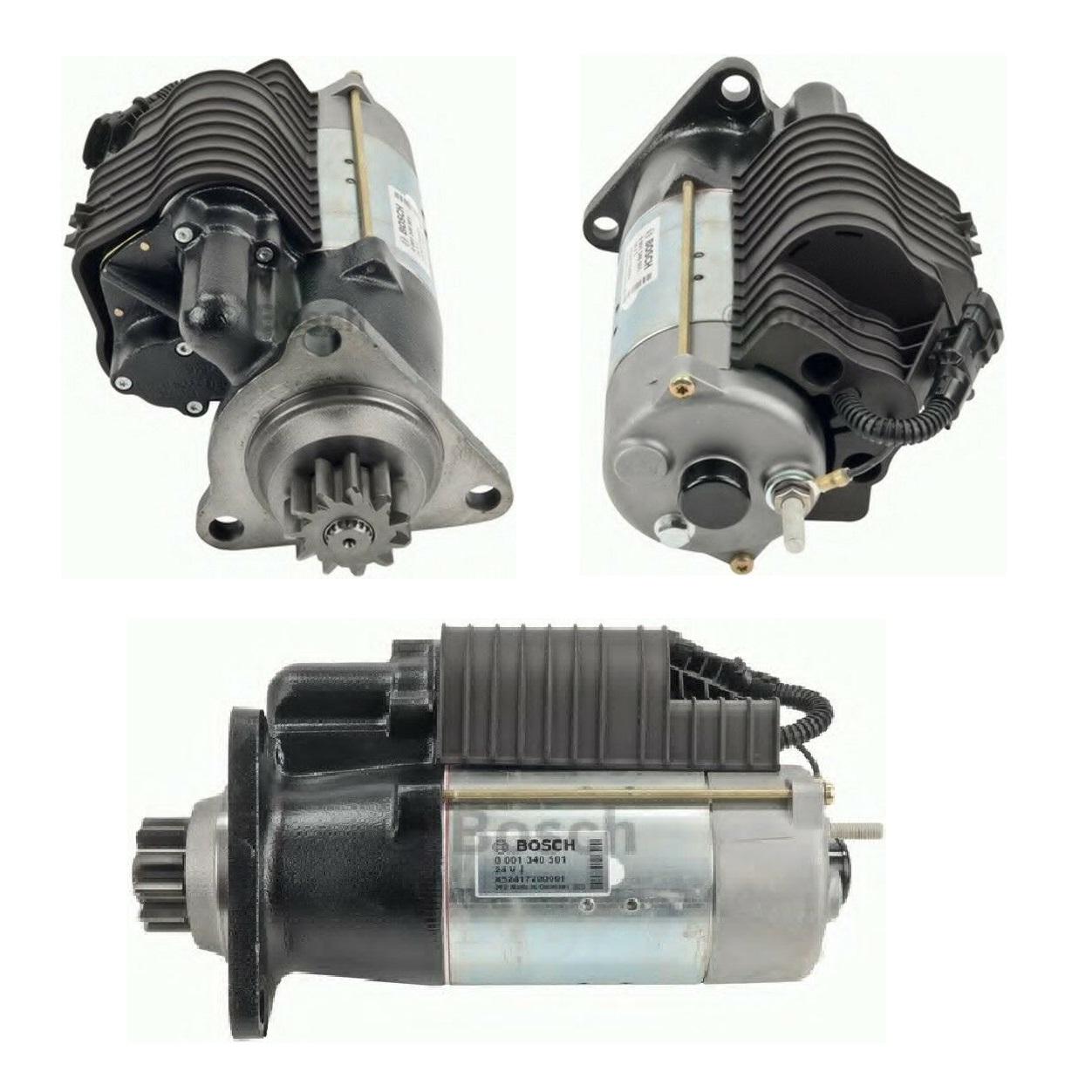 Motor De Partida Bosch MP-0001340501
