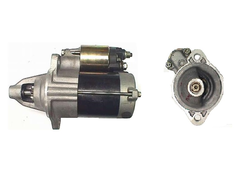 Motor De Partida Bauerheim MP-011064