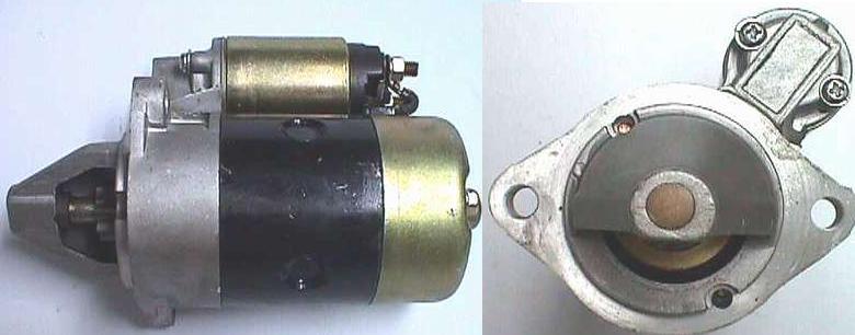 Motor De Partida Cargo MP-110292