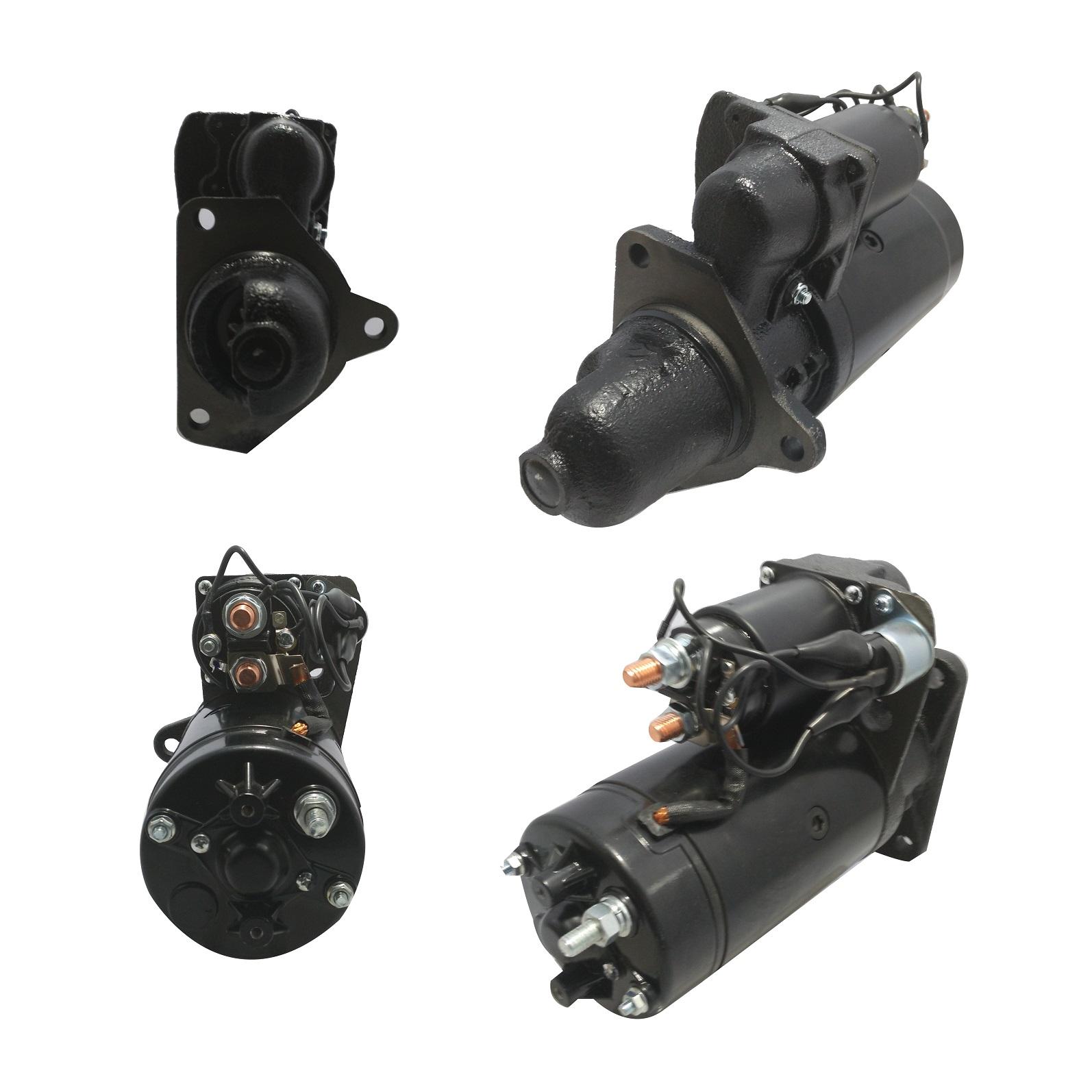 Motor De Partida Cargo MP-111771