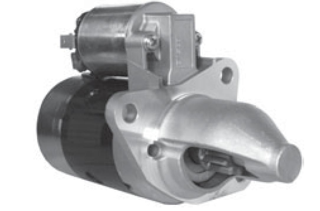 Motor De Partida Cargo MP-113346