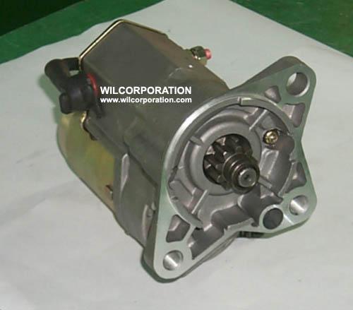 Motor De Partida Bauerheim MP-41510