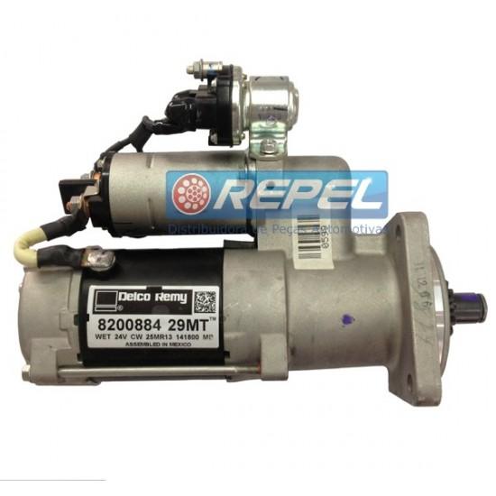 Motor De Partida Delco Remy MP-8200884