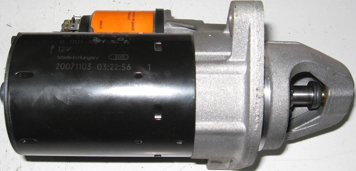 Motor De Partida Cargo MP-CS1334