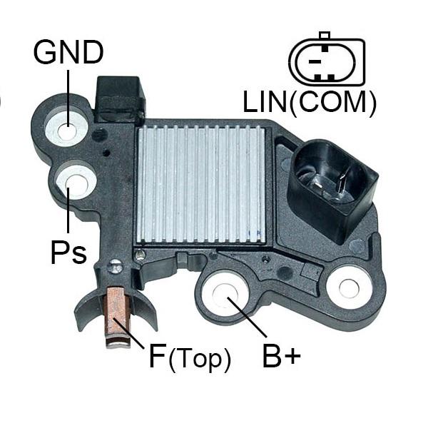 Regulador Bosch RE-0272220867