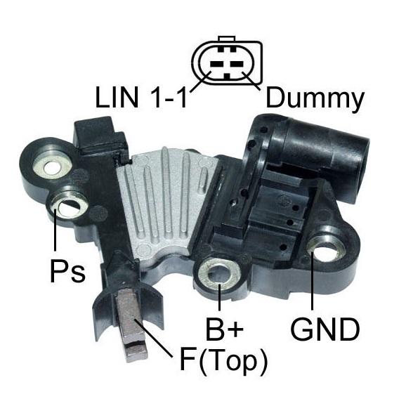 Regulador Bosch RE-235822