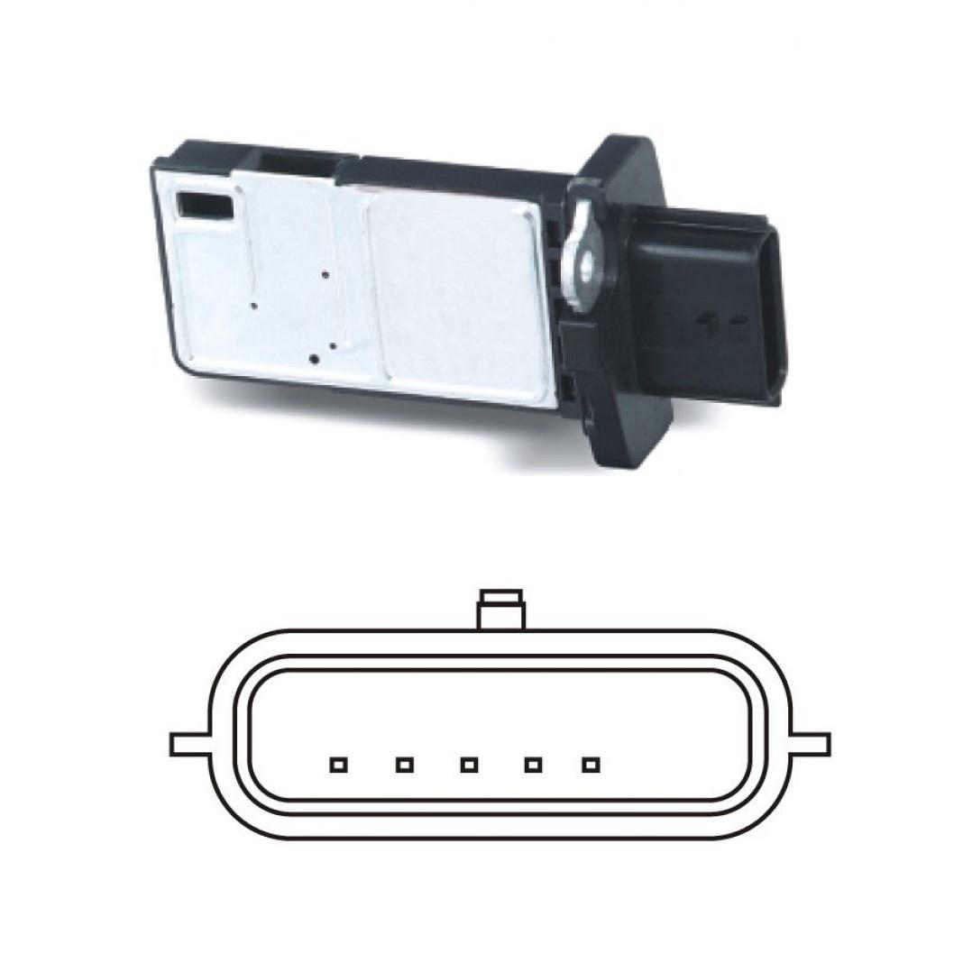 Sensor Maf Gauss SEN-GH5163